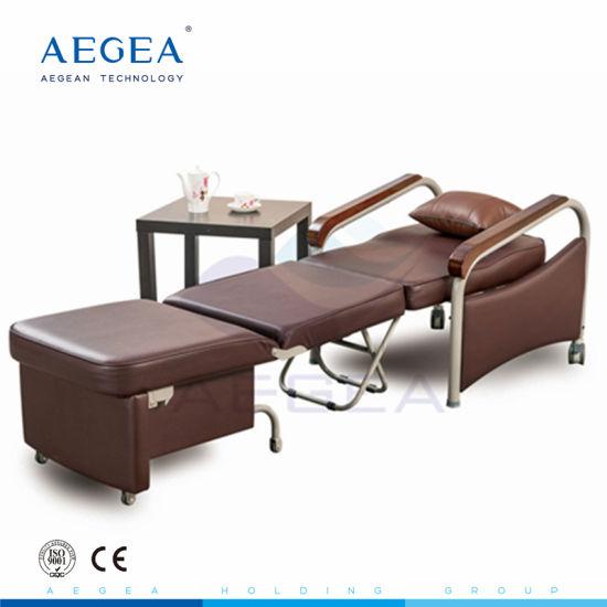 Fabulous China Ag Ac007 Medical Patient Room Accompany Metal Folding Machost Co Dining Chair Design Ideas Machostcouk