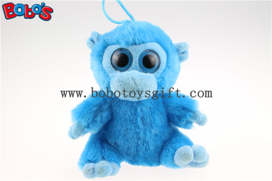 Factory Direct Sale Lovely Hot Selling Big Eyes Blue Monkey Toys Bos1166 pictures & photos