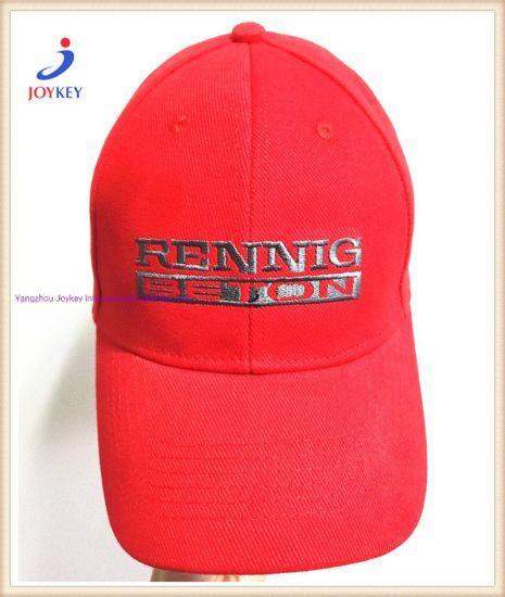 Fashion Cotton Twill Embroidery Sport Cap