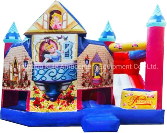 Prince Bouncy Castle Inflatable Bounce House Jumping Castle pictures & photos