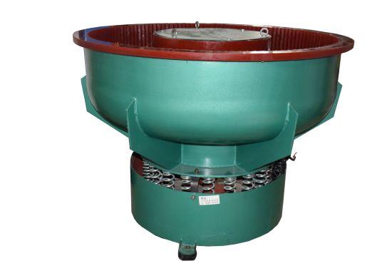450L Vibratory Polishing Deburring Machine, Industrial Mass Finishing Machine