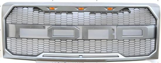 Grille for 2009-2014 Ford F-150 Raptor, Stock in Ca
