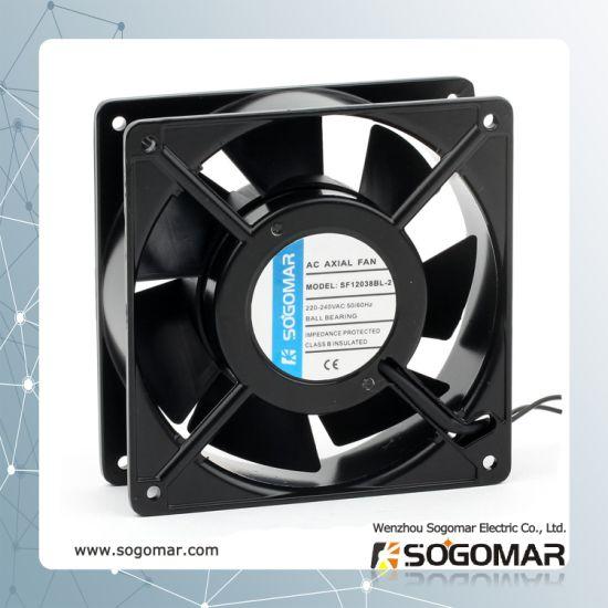 Ventilation Cooling Fan 4 Inch 120X120X38mm