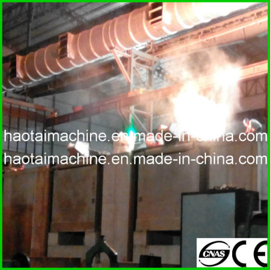 New Electric Arc Furnace Used in Steelmaking Plant in Abroad pictures & photos