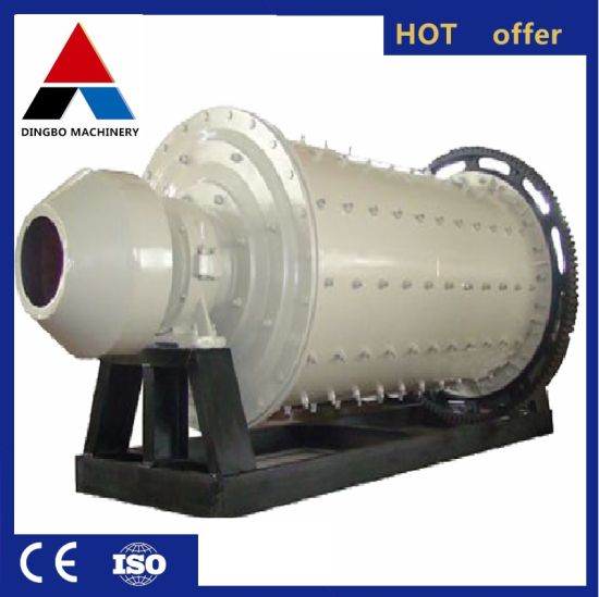 High Processing Capacity Accessories Equipment Ball Mill pictures & photos