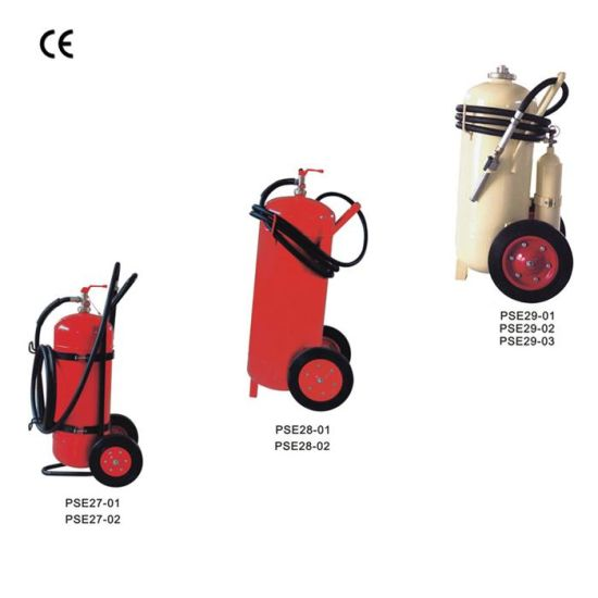 Wheeled Foam Fire Extinguisher pictures & photos