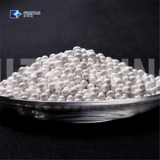 High Grinding Efficiency Zirconium Silicate Grinding Media for Bead Mill