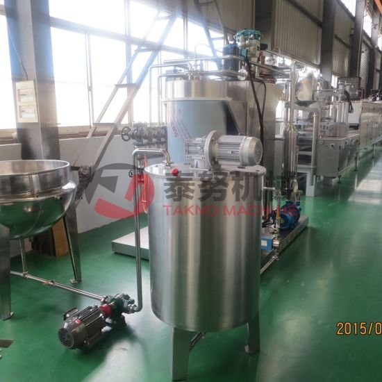Automatic Jelly Candy Production Line Gummy pictures & photos