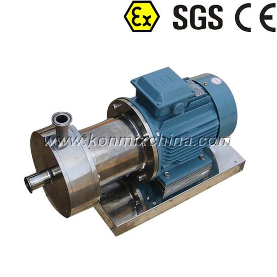 Good Quality Dispersion Homogenizing Mixer High Shear Homogenizer