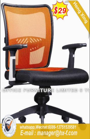 Top Quality Fabric Meeting Chair with Writing Table (HX-CM058A) pictures & photos