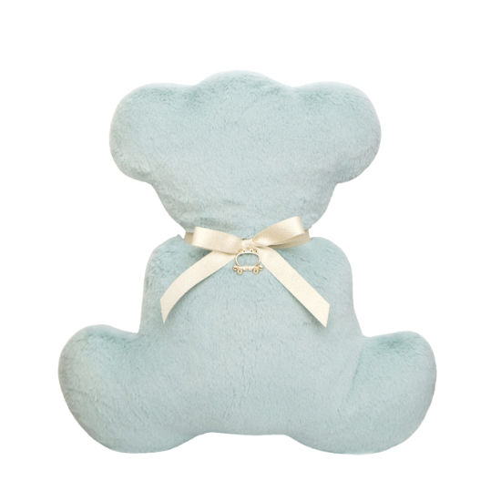 Wholesale Factory Price Back of The Teddy Bear Stuffed Toy with a Ribbon