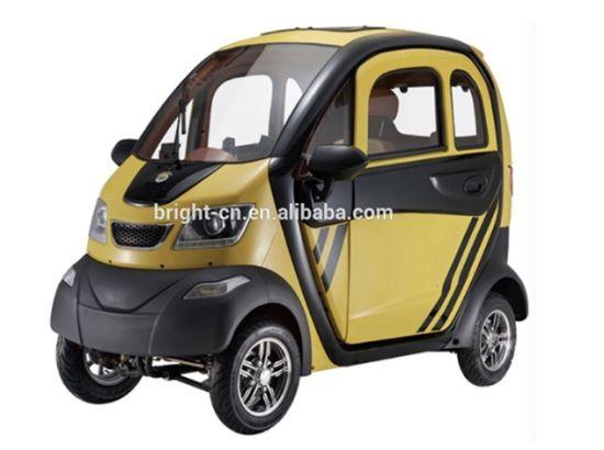 Cheap Sale 4 Wheeler Electric Mini Smart Car