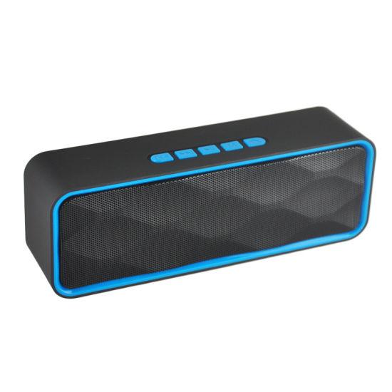 Sc-211 New Multi-Function Wireless Portable Car Subwoofer Premium Sound Speaker