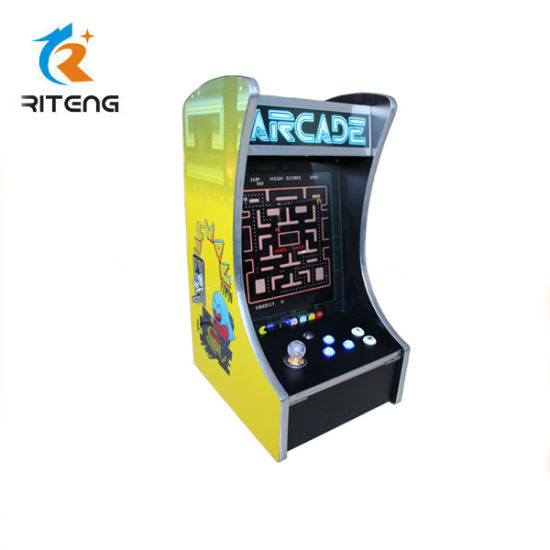60 in 1 PAC-Man Games Bartop Arcade Game Machine pictures & photos