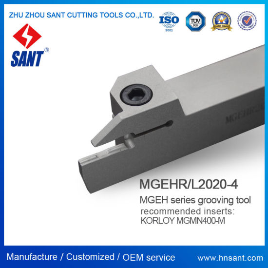MGEHR2020-4 Lathe Turning Tool holder grooving cutting holder for MGMN400-M