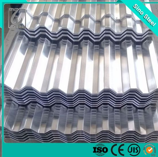 5052 Corrugated Aluminum Plate Aluminium Roofing Sheet pictures & photos