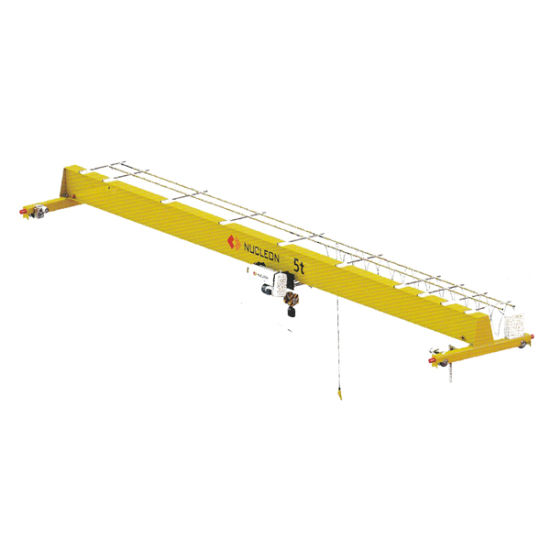 10t Electric Single Girder Overhead Crane pictures & photos