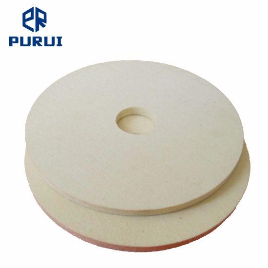China Felt Buffing Wheel, Felt Polishing Wheel (Medium