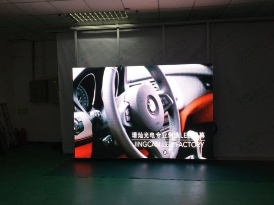 Outdoor Advertisement LED Display Screen Video Digital Billboard P5 with 2.88mwx1.92mh