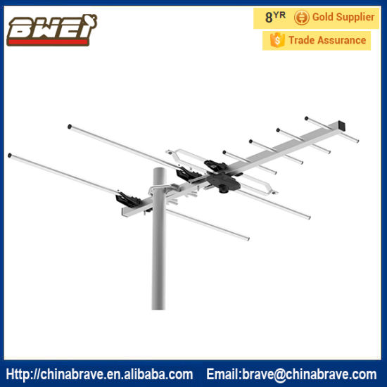 TV Antenna 32 Element Log Periodic Outdoor UHF VHF FM pictures & photos