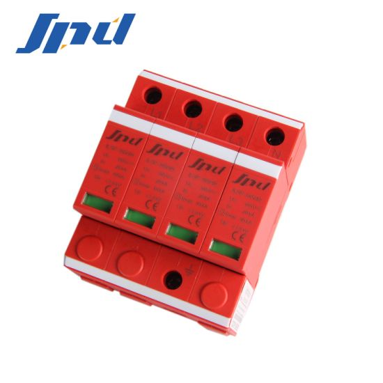 Jinli SPD 385V Type 2 Surge Protector 2p Surge Protective Device