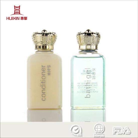 Good Quality Hotel Bottle Conditioner, Body Lotion, Shower Gel, Shampoo