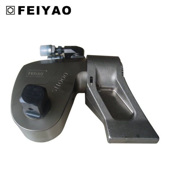 (FY-S6000) Series Steel Square Drive Hydraulic Torque Spanner Wrench pictures & photos