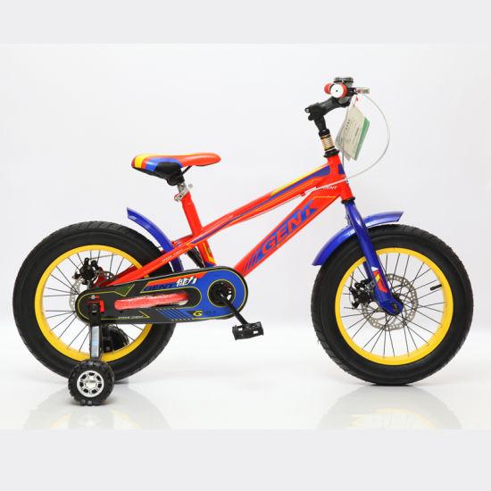 af444fe60e6 Light Weight Boys 16 Inch Bike with 4 Wheels Cheap Wholesale Baby Boy Bike  Kids Mountain