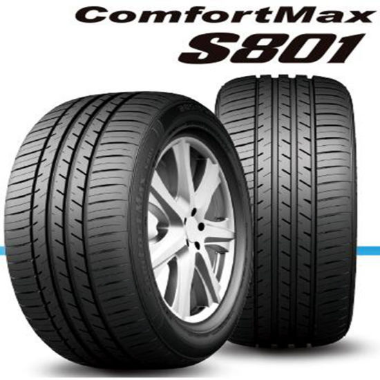 Label Certificate Approved Car Tires, PCR Tires and Passenger Car Tires (185/65R14, 195/70R14, 195/55R15, 205/65R15)
