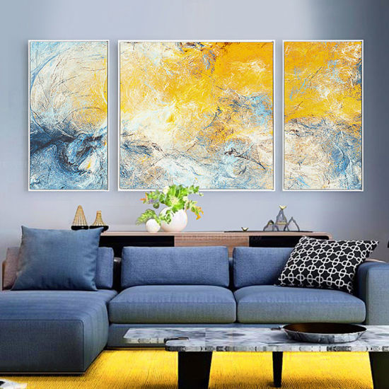Wall Decor Oil Painting Abstract Modern Canvas Prints pictures & photos