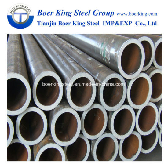 AISI 4130 Alloy Steel Car Exhaust Seamless Steel Seamless Pipe Price pictures & photos