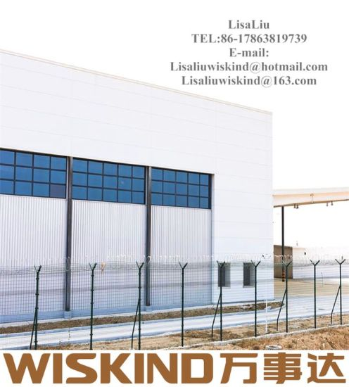 China Large Span Steel Frame Workshop with Steel Beam Material ...