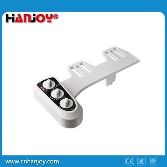 Easy Installation Women Cleaning Bidet Toilet Attachment(HB781) pictures & photos