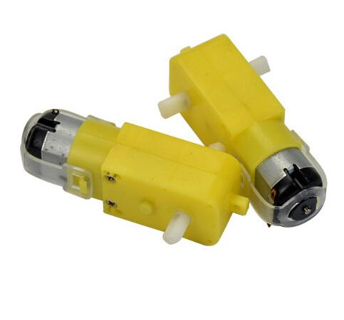 DC3V-6V DC Gear Motor Tt Motor Strong Magnetic Interference