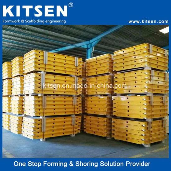 China Kitsen Modular Light Weight Aluminum Slab Form System