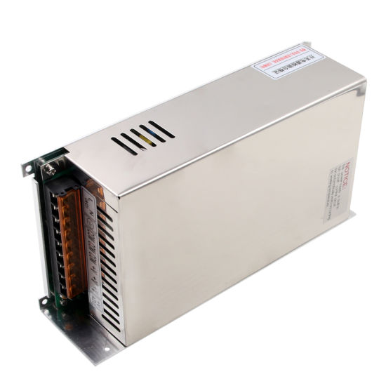 China Automatic Voltage Switch Single Output 600W 12V SMPS - China ...