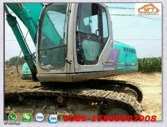 Used Kobelco Sk200-6 Excavator Japan Original