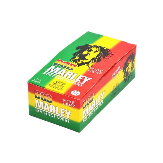 china bob marley 1 1 4 natural cigarette rolling papers china