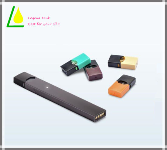 China Wholesale Vaporizer Thc Oil Vape Pen Pods for E Cigarette