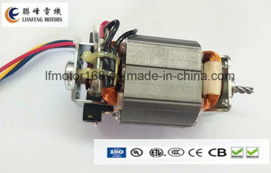 Office Appliance Electric Motor with Fuse for Paper Shredder