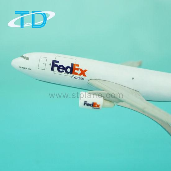 China 1: 400 Airbus A310 FedEx Metal Airplane Model - China Aircraft