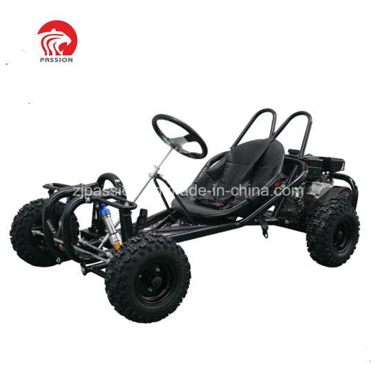 China Powerful Passion Single Seat 6.5/9 HP Drift Go Kart - China Go ...