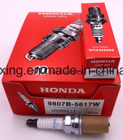 4 NGK IZFR6K11 6994 OEM Laser Iridium Spark Plugs for Acura /& Honda