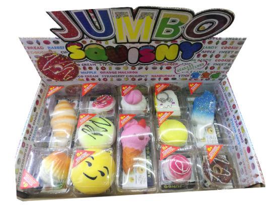 Jumbo Squishy Toys Sets Stress Toys Slow Rising Cute Soft Toys Promotion Toys