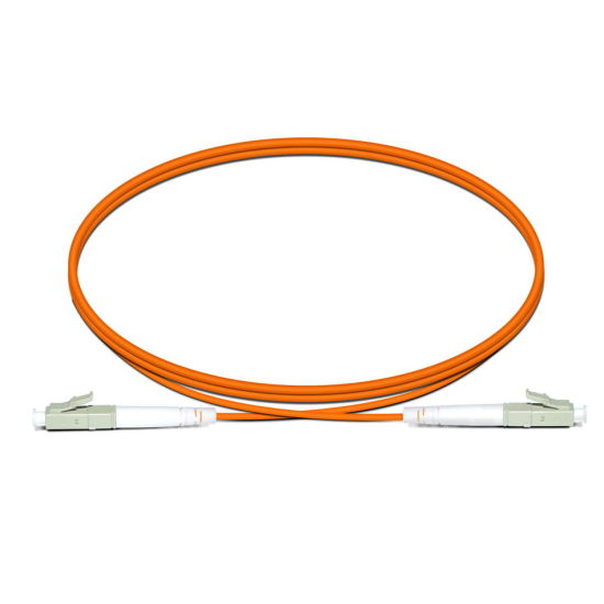 3M Outdoor Field Fiber Patch Cord  LC to LC  LC-LC MM Multi-Mode Duplex 62.5//125