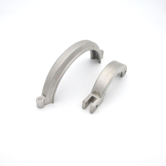 Customized Stainless Steel Precision Casting Glass Clamp for Marine Hardware