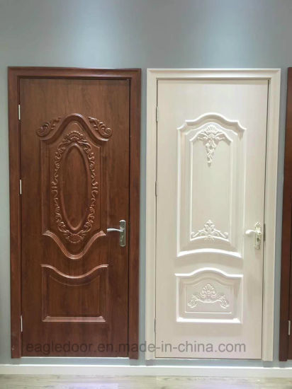 . Latest Design Wooden Door Interior Door Room Door Solid Wood WPC Door   EI WPC002