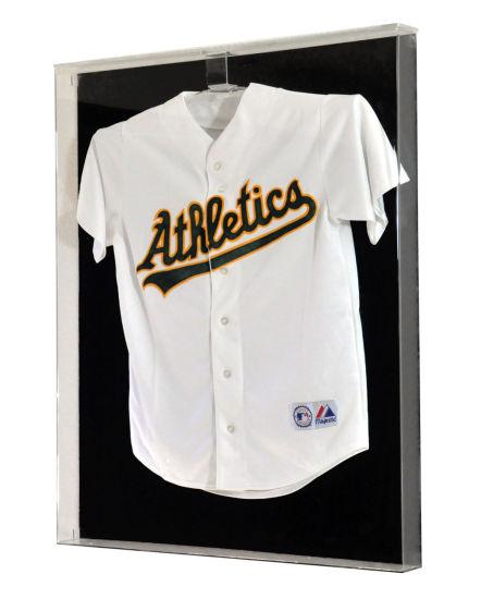 China Acrylic T Shirt Display Frame Sport Football Jersey Display ...