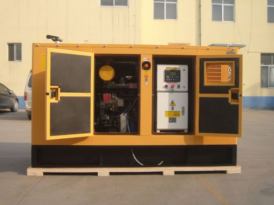 Water Cooled/Power Diesel Generator 30kVA