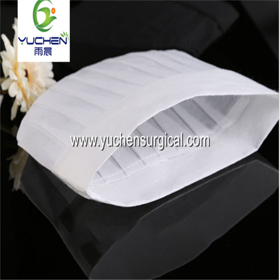 OEM Dust-Proof Restaurant and Hotel Disposable Non Woven Forage Cap